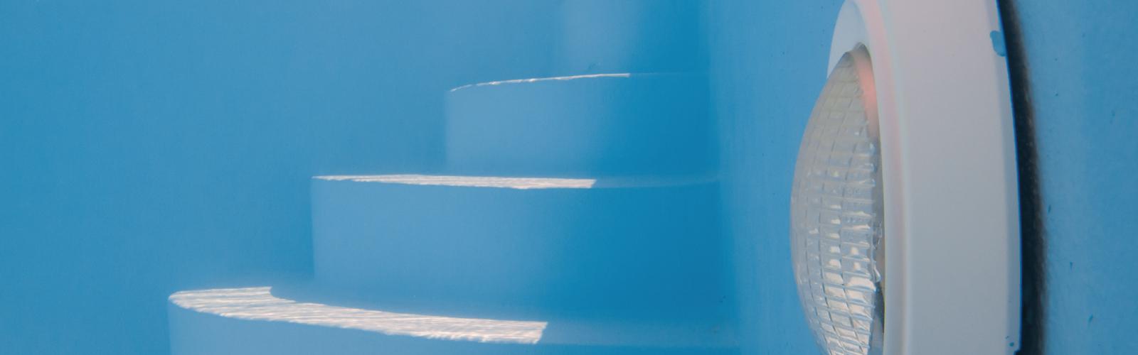 Foco piscina rgb 24w 12 24v iluminaci n led hb for Foco piscina